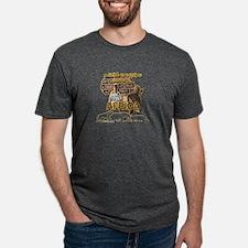 Funny Mike Mens Tri-blend T-Shirt