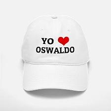 OSWALDO Baseball Baseball Cap