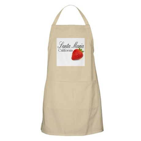 Santa Maria Strawberries Apron