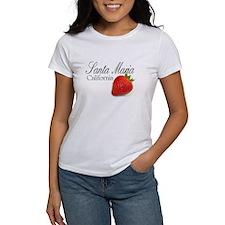 Santa Maria Strawberries T-Shirt