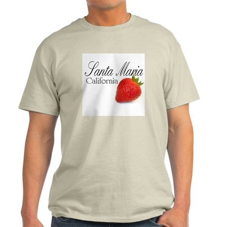 Santa Maria Strawberries T-Shirt