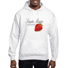 Santa Maria Strawberries Hoodie
