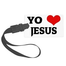 JESUS1 Luggage Tag