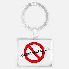 CONDOLEEZZA RICE4 Landscape Keychain
