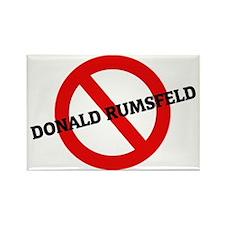 DONALD RUMSFELD4 Rectangle Magnet