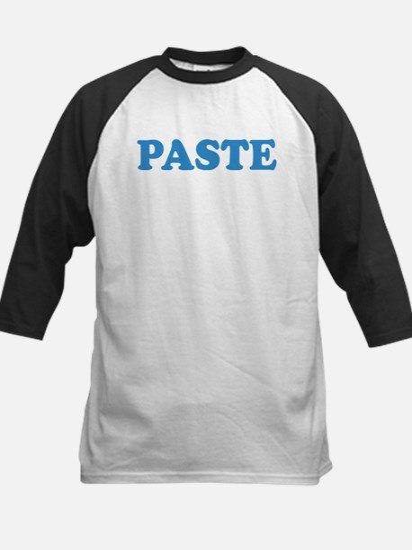 Paste Kids Baseball Jersey