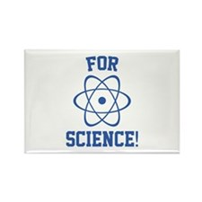 For Science! Rectangle Magnet