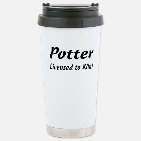 Potter. Licensed to Kiln Mugs