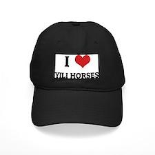 YILI HORSES Baseball Hat