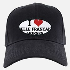SELLE FRANCAIS HORSES Baseball Hat
