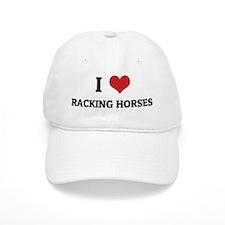 RACKING HORSES Baseball Cap