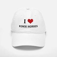 KONIK HORSES Baseball Baseball Cap