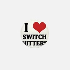 SWITCH HITTERS Mini Button