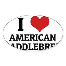 AMERICAN SADDLEBRED Bumper Stickers