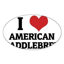 AMERICAN SADDLEBRED Decal
