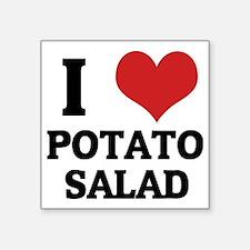"POTATO SALAD Square Sticker 3"" x 3"""