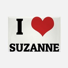 SUZANNE Rectangle Magnet