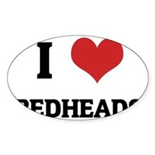 REDHEADS Decal