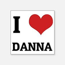 """DANNA Square Sticker 3"""" x 3"""""""