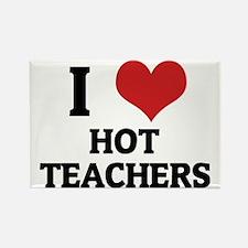 HOT TEACHERS Rectangle Magnet