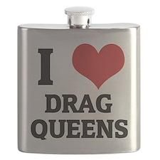 DRAG QUEENS_1 Flask