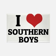 SOUTHERN BOYS Rectangle Magnet