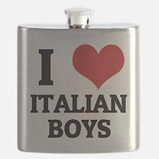 ITALIAN BOYS Flask