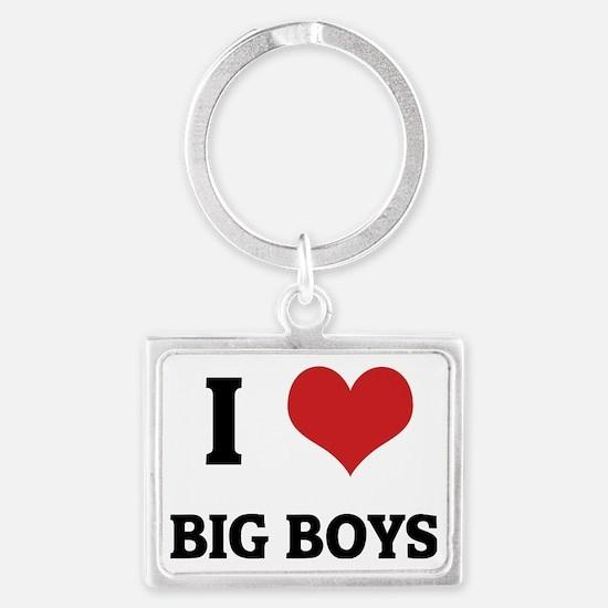 BIG BOYS Landscape Keychain