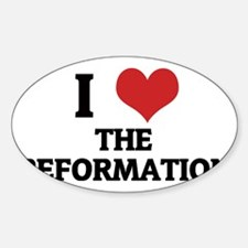 THE REFORMATION Decal