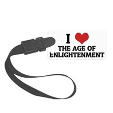 THE AGE OF ENLIGHTENMENT Luggage Tag