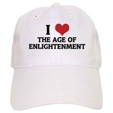 THE AGE OF ENLIGHTENMENT Baseball Cap
