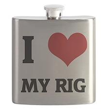 MY RIG Flask