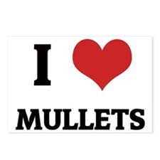 MULLETS Postcards (Package of 8)