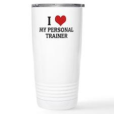 MY PERSONAL TRAINER Travel Mug