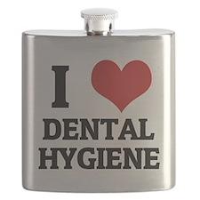 DENTAL HYGIENE Flask