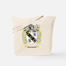Lambert Coat of Arms - Family Crest Tote Bag