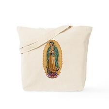 La Guadalupana Tote Bag