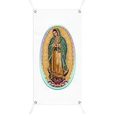 La Guadalupana Banner