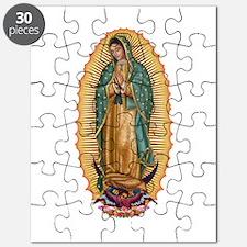 La Guadalupana Puzzle