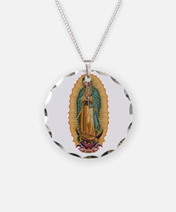 La Guadalupana Necklace