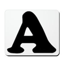a Mousepad