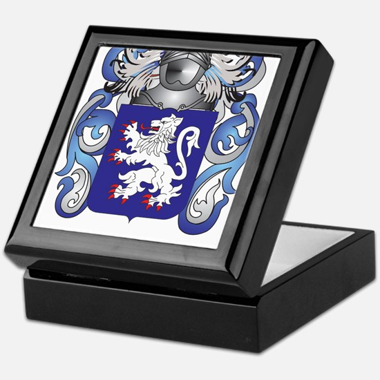 Lamont Coat of Arms - Family Crest Keepsake Box