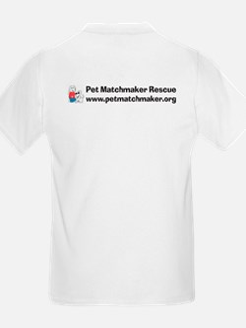 Love my Rescue Dog Kids T-Shirt