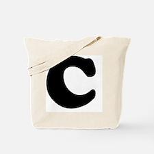 LetterC Tote Bag