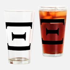 xi Drinking Glass