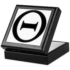 theta Keepsake Box