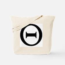 theta Tote Bag
