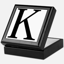 kappa Keepsake Box