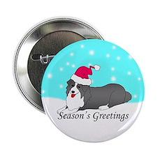 "Australian Shepherd Dog 2.25"" Button (100 pack)"