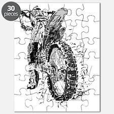 Motor Cross Puzzle